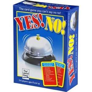 Yes/No Family Card Game £3.99 free delivery from Argos