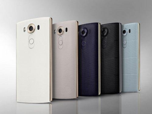 LG V10 H961N 64GB Dual Sim 4G LTE SIM FREE WHITE/BROWN/BLACK £440.48 delivered @ eglobalcentral UK