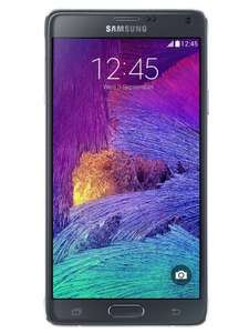 Samsung Galaxy Note 4 SM-N910F 32GB Black £309.00 @ Amazon.it