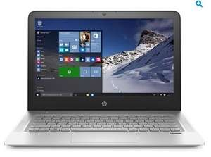 "HP ENVY 13-d004na NEW 2015 , Windows 10, i7 6500U Skylake,8GB RAM, 512GB M.2 SSD, QHD+ 3200x1800 13.3"" Ultrabook. HP UK £849.99 ,£789.56 using code!"