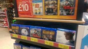 2 for £10 on Blu-ray in store @ Tesco (Includes Ex Machina, The Hard Way, Spartacus [Restored Edition w/UV] et al.)