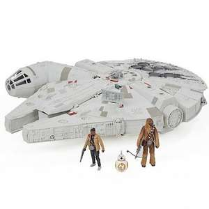 Star Wars The Force Awakens Battle Action Millennium Falcon 20% off £95.99 @ The Toyshop / The Entertainer