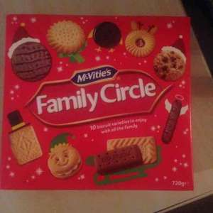 family circle biscuits reduced to £1.69 @ Tesco express