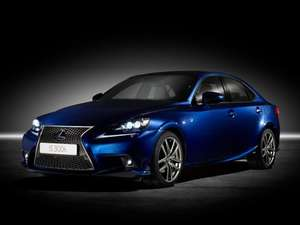 Brand New Lexus IS300H Sport Hybrid Auto 223 BHP for £24495 at Broadspeed, Save £5500 off RRP!