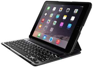 Belkin Qode Ultimate pro V3 keyboard case for Ipad Air 2 - Black £80.39 @ Amazon