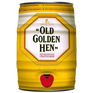 Old Golden Hen 5 litre Keg £7.50 @ Tesco instore