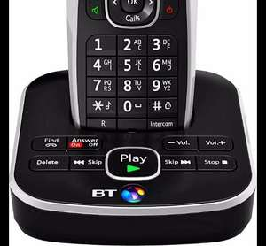 BT 5510 Cordless Telephone with Answer Machine - Argos -£31.99