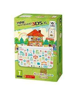 Animal Crossing Happy Home Designer NEW 3DS XL SPECIAL EDITION Bundle £159.99 @ Amazon UK