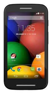 Motorola Moto E™ (2nd Gen) Black or White, Tesco Mobile £69 (£34.50 in boost) and Free Pocket Selfie Stick free c&c tesco direct