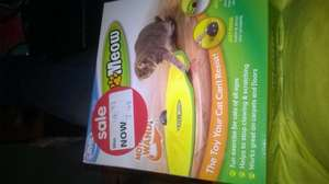 Cats JML meow toy £7.48 @ Asda in store