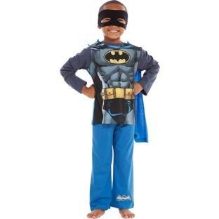 Batman Boys' Blue Novelty Pyjamas Holy Sales Batman £5.99 @ Argos