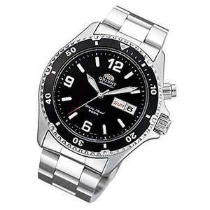Orient Mako automatic Japanese in house built divers watch for under £100 £99 Sold by watch around the world UK and Fulfilled by Amazon