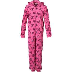 Board Angels soft fleece hooded onesie. Ages 5 upto 10 available PINK Colour 70% off!!!! £5.59 + £3.99 delivery @ M&m