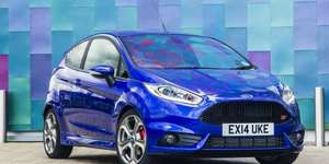 Ford Fiesta ST3 lease £158.40 P/M (Total: £5407) - G2L