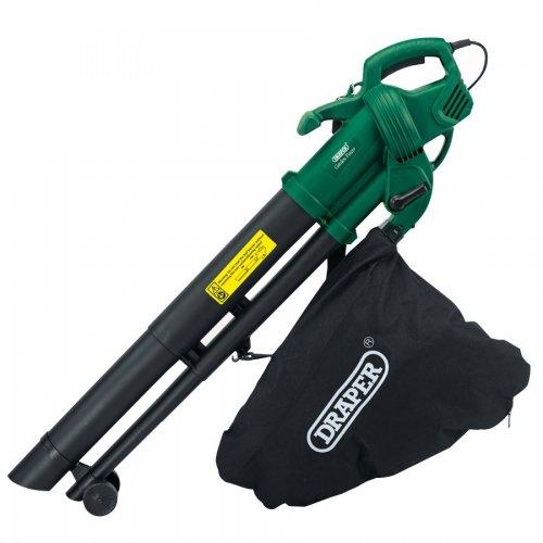 Draper 3000W Leaf blower/vacuum £24.99 @ Robert Dyas