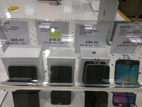 Costco iPhone Deals iphone 6 plus 64gb space grey sim free £539.96