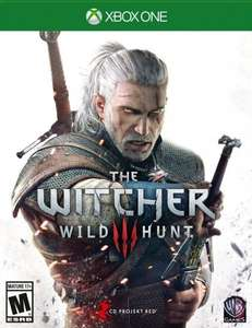 Witcher 3 for Xbox One - used/like new £21.66 Sold and dispatched by Pandagames / Amazon