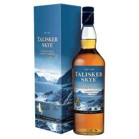Talisker Skye single malt at Asda for £25