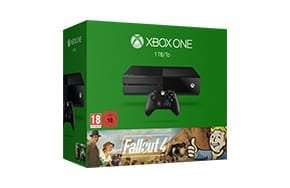 Xbox One 1tb Fallout 4 + Fallout 3 + £30 Store Voucher + 14 Day Gold + £299.99 @ Microsoft