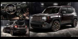 Brand New Jeep Renegade SUV 1.6 E-TorQ Sport for £12606 at Broadspeed, saving of £4,689 off RRP of £17,295 (27% Saving!)