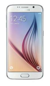 Samsung Galaxy S6 32 GB Flat UK Version SIM-Free Black/White £339.95 Sold by Amazon