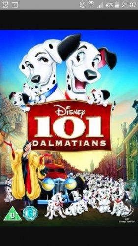 Disney DVDs various titles £6.99 B&M
