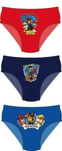 Paw Patrol pants 3pk 18-24m £1.55 other ages from £2.43 @ laylawson / Amazon plus FREE Delivery