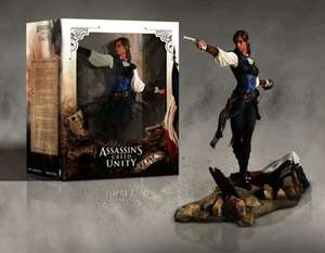 Assassins Creed Unity Statue Arno/Elise £9.99 each @ Game