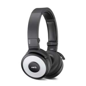 AKG Y55 High-Performance DJ Headphones With In-Line Control  £39.99  Harman Official eBay Outlet