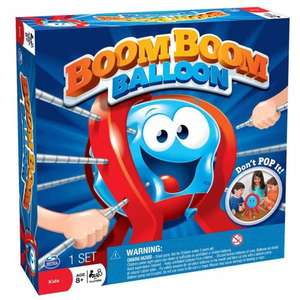 Boom Boom Balloon Game £5.99 INSTORE @ Smyths Toys