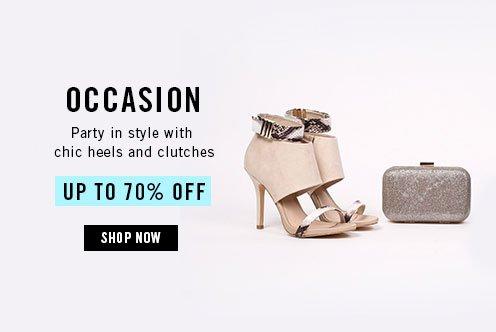 Shoeaholic Flash Sale - KG, Vans, Nine West to name a few + further 15% off