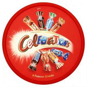 Celebrations Tub £3.99 @ Aldi