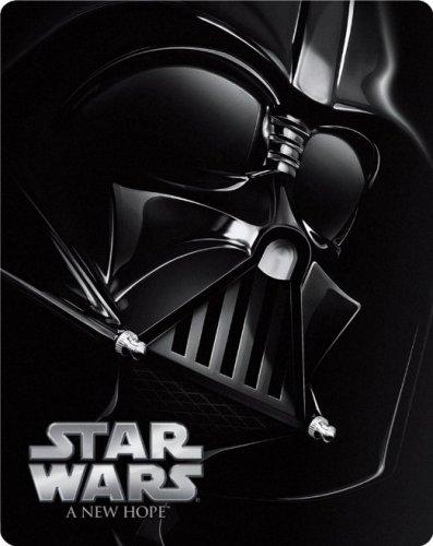 Star Wars - Steelbook Blu Rays - £13.77 @ WOWHD