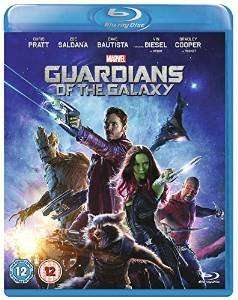 Guardians of the Galaxy,  Captain America : The winter soldier,  Iron Man 3,  Thor  : The dark world -  £8.99 each @ Amazon- free delivery over £20 spend/prime  or £1.99 delivery         Edit: Winter soldier is £6.99