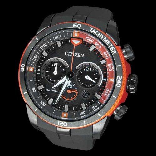 Citizen Watch Men's Quartz Watch with Chronograph Display CA4154-15E £125.00 @ First Class Watches