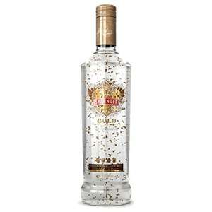 Tesco Instore, Smirnoff Gold 70cl £9.89, Maybe In Your Store?