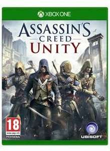 Assassin's Creed Unity Full Game Download Xbox Live CD Key £9.49 @ Game codes direct