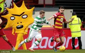 Free ticket for Partick Thistle v Inverness Caley Thistle on 21/11/15 (students only)