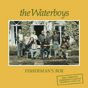 The Waterboys - Fisherman's Box - Fisherman's Blues Complete Sessions 1986-88 Box Set (6 CD) Only £15.14 (Prime) £17.13 (Non Prime) @ Amazon UK