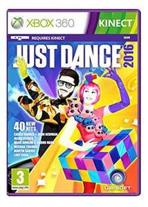 Just Dance 2016(Xbox360) £21.99 @ base.com £21.99