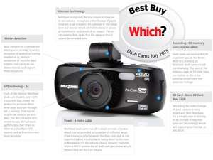 25% off any Nextbase dash cam at Halfords