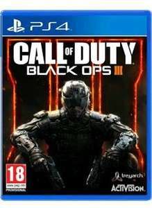 Call of Duty Black OPS III (3) on PlayStation 4 £34.99 @ simply games