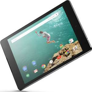 Nexus 9 8.9 inch 16gb tablet £149.99 at Argos. Free £10 voucher plus free delivery.