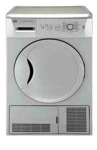 Beko DCU7230B Condenser Tumble Dryer  £219 at Very