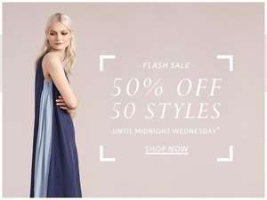 Atterly 50% off Sale (Ends Midnight Wednesday) + Upto 10% Quidco
