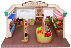 Sylvanian Families Supermarket £17.27 @ Amazon Prime Lightning Deal