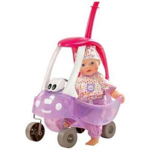 baby born coupe £14.99 @ Argos