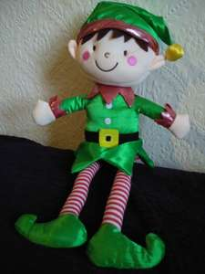 Elf plush - perfect for Elf on the Shelf £2.99 @ Card Factory