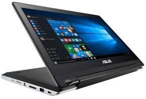 "Asus TP300LA 2in1 13.3"" Touch Convertible Laptop - Core i5 2.2hz 6GB RAM + 500GB HDD £339.99 @ Ebuyer"