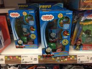 Asda in store. Thomas and friends toothbrush and timer set £7.